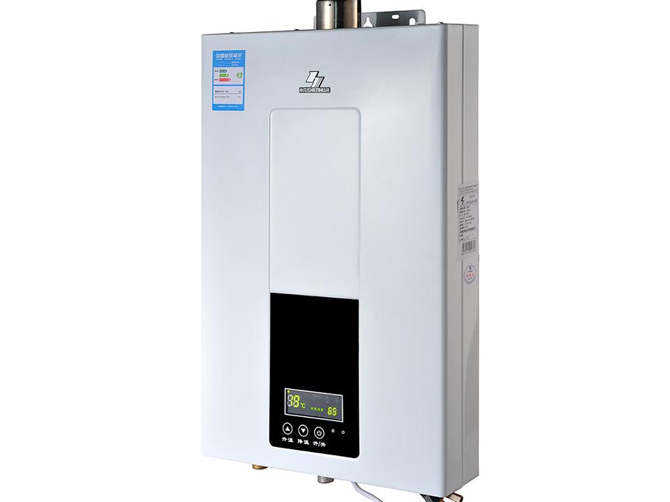数码恒温燃气热水器 JSQ20-HL